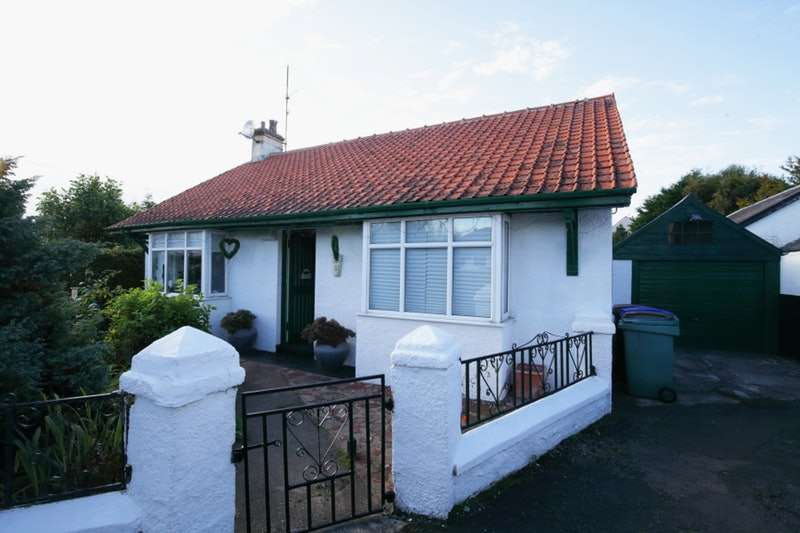 2 Bedrooms Detached House for sale in Kilmarnock Road, Monkton, South Ayrshire, KA9