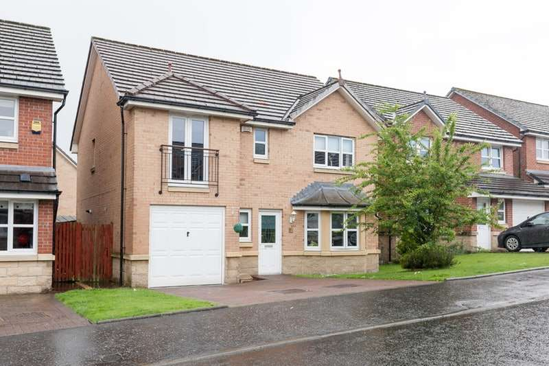 4 Bedrooms Detached House for sale in Demoreham Avenue, Denny, Stirlingshire, FK6