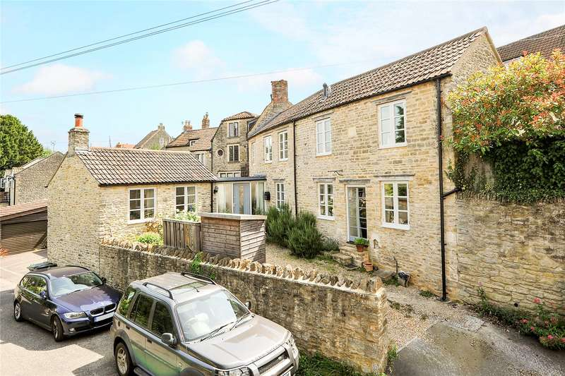 3 Bedrooms Terraced House for sale in Lower Street, Rode, Frome, Somerset, BA11