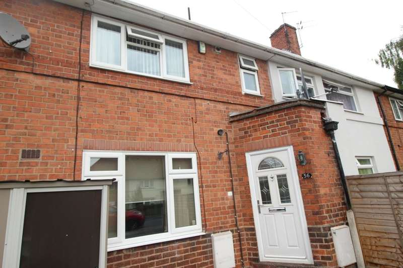 3 Bedrooms Property for sale in Minver Crescent, Nottingham, NG8
