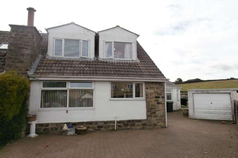 3 Bedrooms Semi Detached House for sale in Moss Carr Road, Keighley, BD21