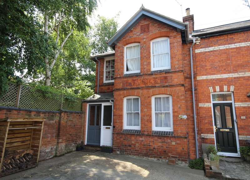 2 Bedrooms End Of Terrace House for sale in Albert Road, Henley-On-Thames, RG9