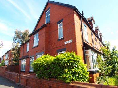 4 Bedrooms Semi Detached House for sale in Barlow Moor Road, Chorlton, Manchester, Greater Manchester
