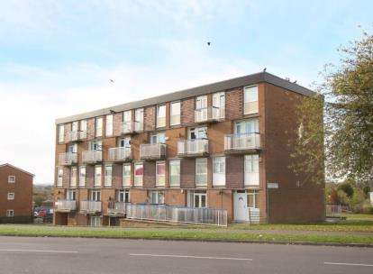 2 Bedrooms Flat for sale in White Thorns View, Sheffield, South Yorkshire