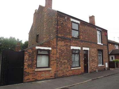 2 Bedrooms Semi Detached House for sale in Pearson Street, Netherfield, Nottingham, Nottinghamshire