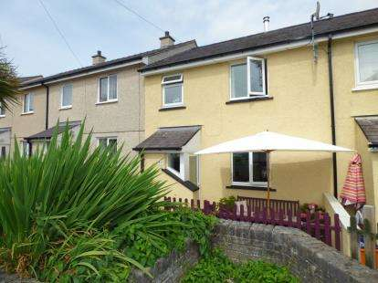 3 Bedrooms Terraced House for sale in Tyddyn Mostyn Estate, Menai Bridge, Anglesey, North Wales, LL59