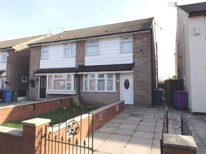 3 Bedrooms Semi Detached House for sale in Hamilton Road, ., Liverpool, Merseyside, L5