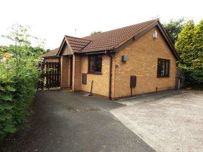 2 Bedrooms Bungalow for sale in The Pewfist, Westhoughton, Bolton, Greater Manchester, BL5