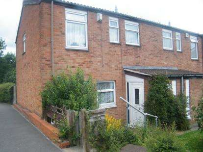 2 Bedrooms End Of Terrace House for sale in Lynfield Close, Birmingham, West Midlands