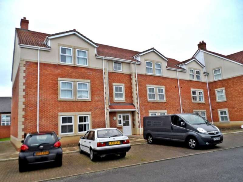 2 Bedrooms Apartment Flat for sale in Roman Road, Middlesbrough