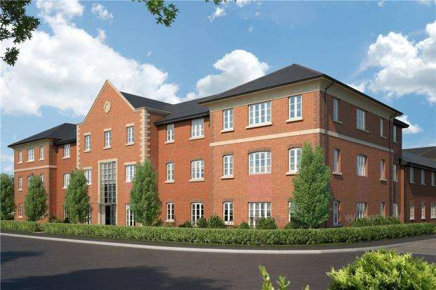 2 Bedrooms Apartment Flat for sale in Woodhurst Park, Warfield, Berkshire