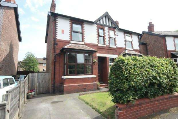 3 Bedrooms Semi Detached House for sale in Mornington Road, Sale