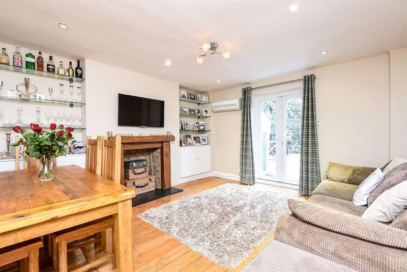 2 Bedrooms Apartment Flat for sale in Belsize Road, London, NW6 4AB
