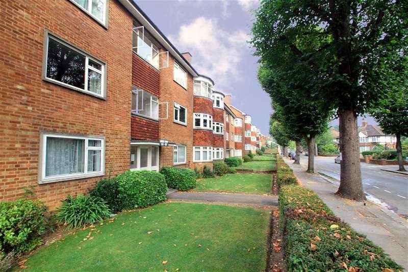 2 Bedrooms Flat for sale in Linden Court, Brunswick Road, Ealing, W5 1AL