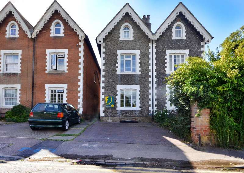 5 Bedrooms Semi Detached House for sale in Nightingale Road, Guildford, GU1