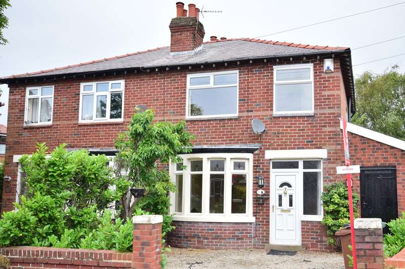 3 Bedrooms Semi Detached House for sale in Curzon Road, Lytham St Annes, FY8
