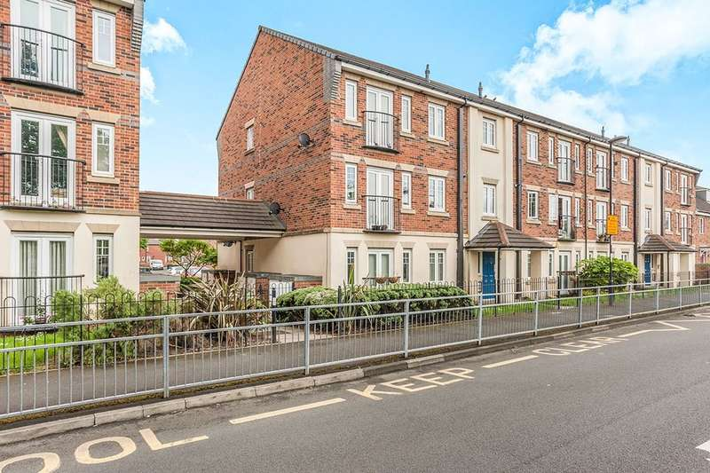 2 Bedrooms Flat for sale in Windermere Close, Wallsend, NE28