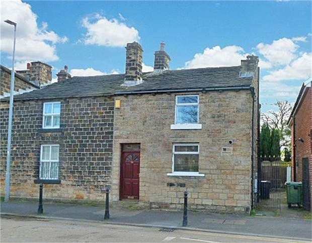 2 Bedrooms End Of Terrace House for sale in Water Royd Lane, Mirfield, West Yorkshire