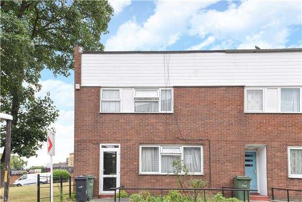 2 Bedrooms End Of Terrace House for sale in Rickard Close, Brixton, LONDON, SW2