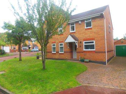 2 Bedrooms Semi Detached House for sale in Coate Close, Hemlington, Middlesbrough