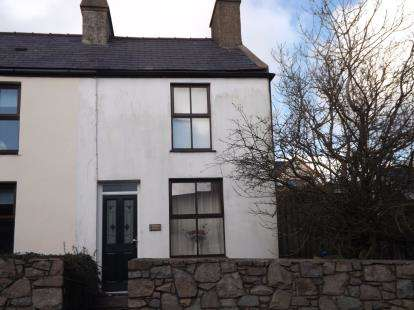 2 Bedrooms Semi Detached House for sale in Llithfaen, Pwllheli, Gwynedd, LL53