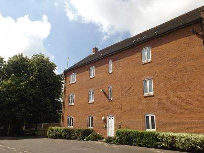 2 Bedrooms Flat for sale in Rose Flower Grove, Hucknall, Nottingham, Notttinghamshire