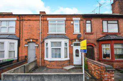 3 Bedrooms Terraced House for sale in Kirkby Road, Sutton-In-Ashfield, Nottinghamshire