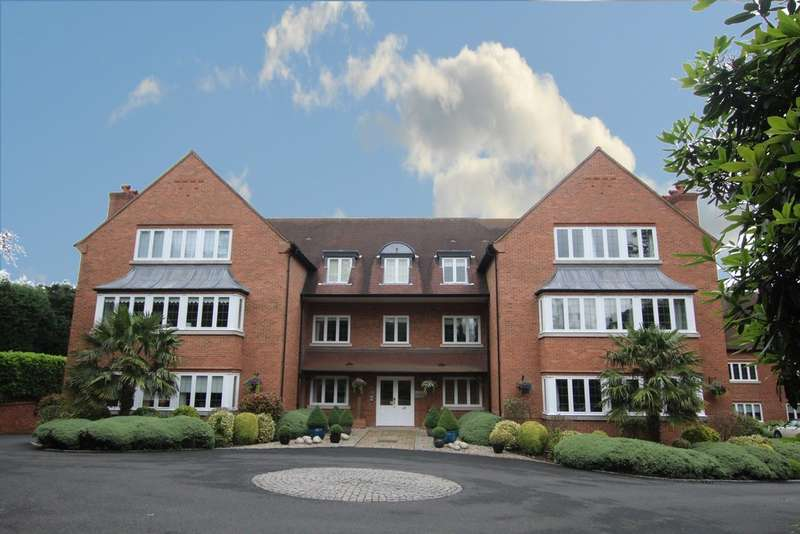 3 Bedrooms Flat for sale in Bishops House, Four Oaks Road, Four Oaks, B74 2UP
