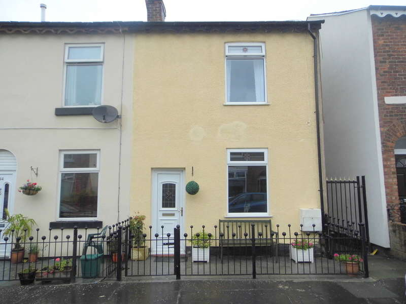 2 Bedrooms End Of Terrace House for sale in Stapleton Street, Salford, M6