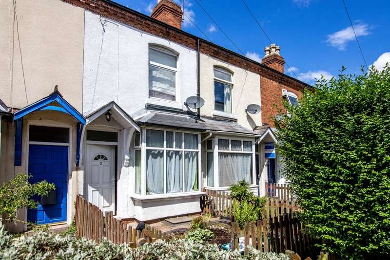 2 Bedrooms Terraced House for sale in The Dell, Edgbaston, Birmingham, B16 9DZ