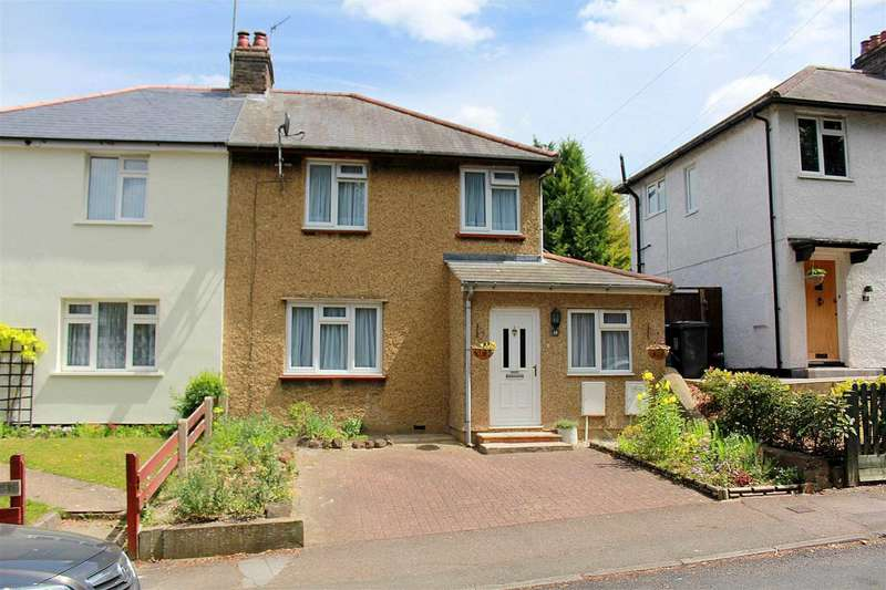 3 Bedrooms Semi Detached House for sale in 3 Bedroom Semi with Parking & Views, Lower Adeyfield Road, HP2
