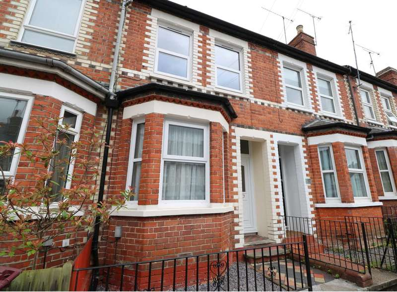 2 Bedrooms Terraced House for sale in Kent Road, Reading