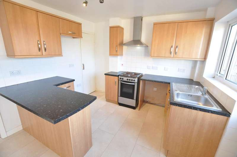 3 Bedrooms Semi Detached House for sale in Ribchester Avenue, Blackpool, Lancashire, FY4 4SD