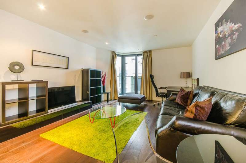 1 Bedroom Flat for sale in Baltimore Wharf, Canary Wharf, E14