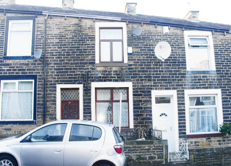 3 Bedrooms Terraced House for sale in Belgrave Street, Nelson, Lancashire. BB9 9HS