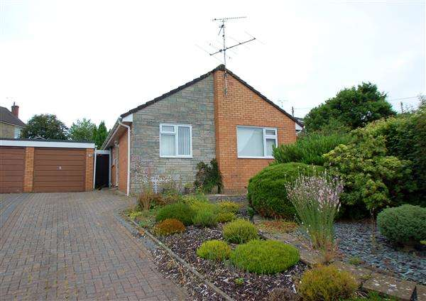 2 Bedrooms Detached Bungalow for sale in BATH CRESCENT, WHITECROFT
