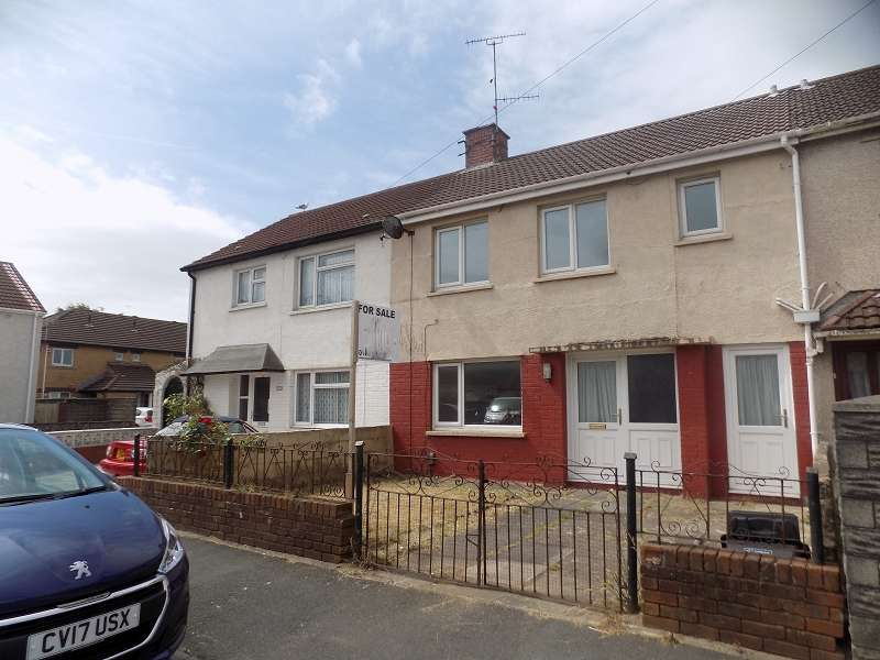 3 Bedrooms Semi Detached House for sale in St. Asaph Drive, Sandfields Estate, Port Talbot, Neath Port Talbot. SA12 7LL