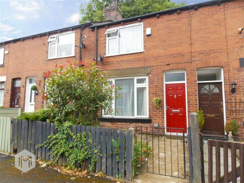 2 Bedrooms Terraced House for sale in Whittle Grove, Smithills, Bolton, Lancashire