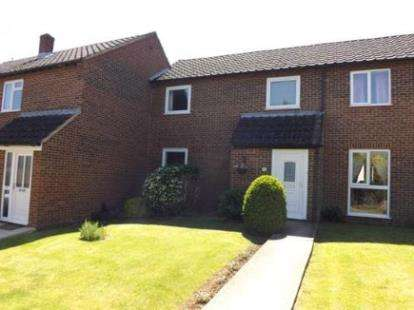 3 Bedrooms Terraced House for sale in Humber Walk, Banbury, Oxfordshire, Oxon