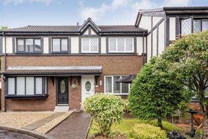 3 Bedrooms Terraced House for sale in Craigmuir Gardens, High Blantyre