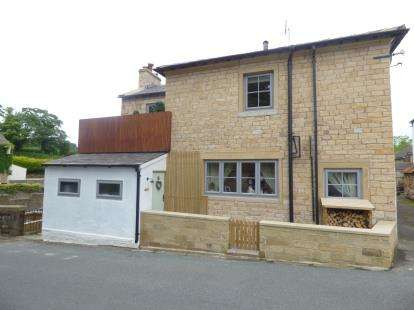 3 Bedrooms Link Detached House for sale in Roughlee, Nelson, Lancashire
