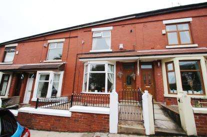 3 Bedrooms Terraced House for sale in Fernhurst Street, Ewood, Blackburn, Lancashire, BB2