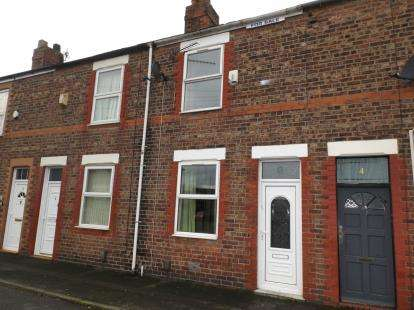 2 Bedrooms Terraced House for sale in Hepherd Street, Warrington, Cheshire, WA5