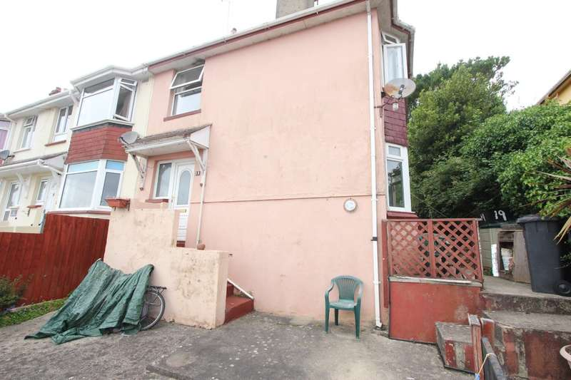 3 Bedrooms End Of Terrace House for sale in The Gurneys, Paignton