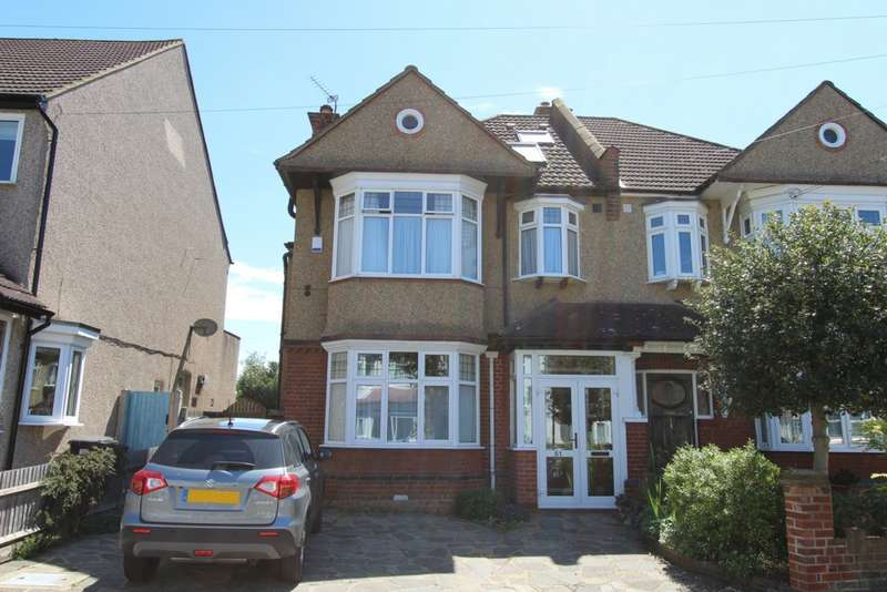 5 Bedrooms Semi Detached House for sale in Ashburton Avenue, Addiscombe, CR0