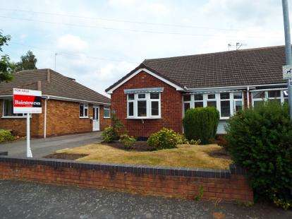 3 Bedrooms Bungalow for sale in Westbourne Avenue, Walsall, West Midlands