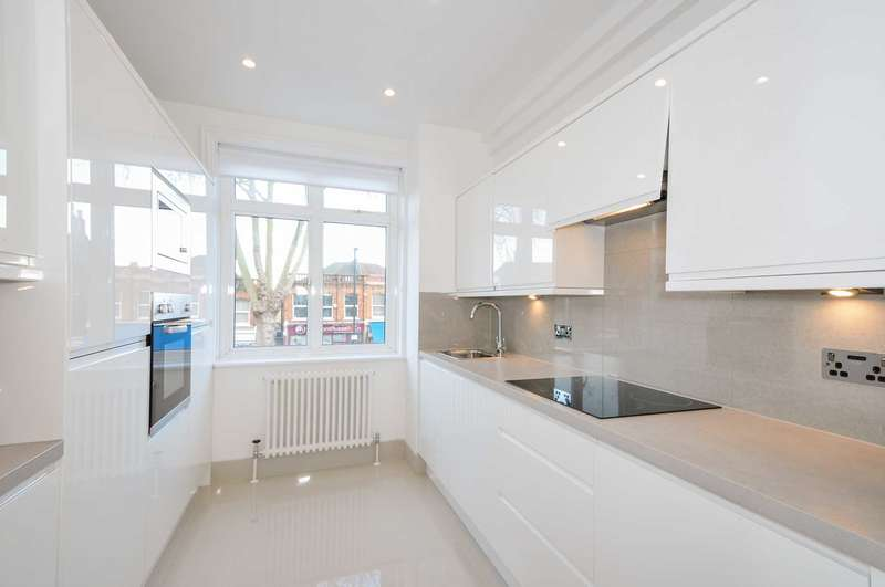 1 Bedroom Flat for sale in Block B Peabody Building, Rosendale Road, Herne Hill
