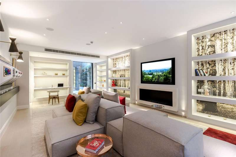5 Bedrooms Terraced House for sale in South End, Kensington, London, W8