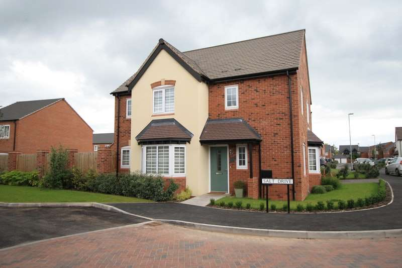 4 Bedrooms Detached House for sale in Salt Drive, Barton-Under-Needwood Burton-on-Trent, Staffordshire, DE13