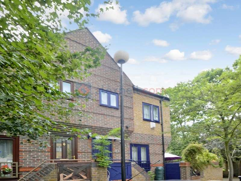 3 Bedrooms Town House for sale in Cunard Walk, Rotherhithe SE16